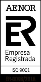 Certificado AENOR empresa