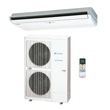Aire acondicionado 1x1 Fuji Electric ABF45UIAT-LR split techo Inverter - 3NFE6340