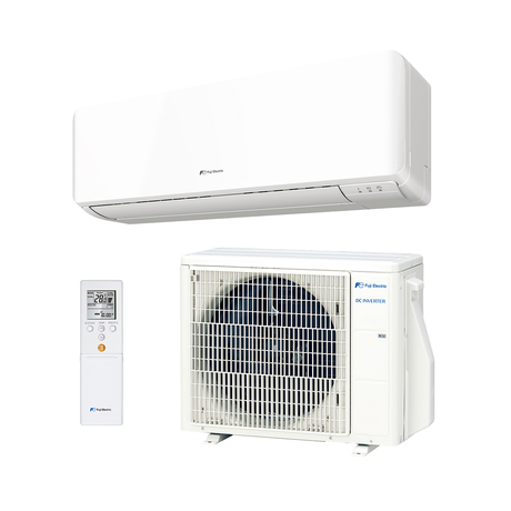 Aire acondicionado 1x1 Fuji Electric ASF18UI-KM split pared Inverter - 3NFE7080