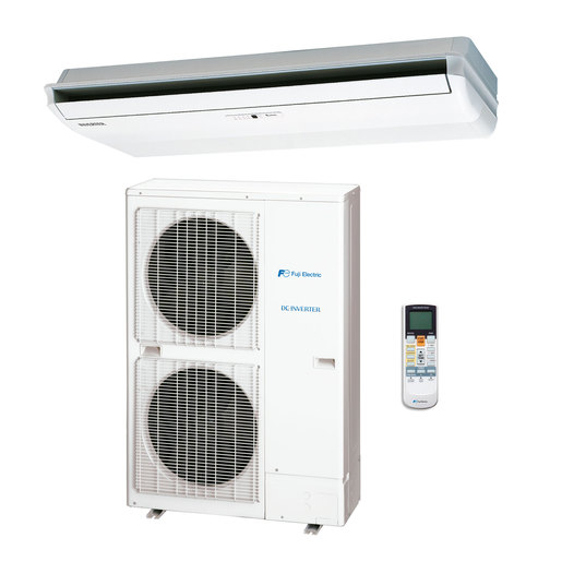 Aire acondicionado 1x1 Fuji Electric ABF45UIA-LR split techo Inverter