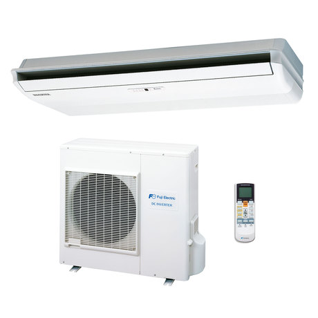 Aire acondicionado 1x1 Fuji Electric ABF30UIA-LR split techo Inverter - 3NFE8310