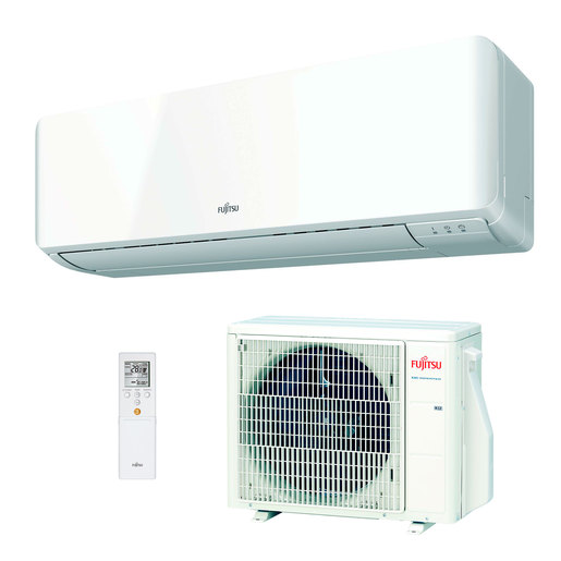 Aire acondicionado 1x1 Fujitsu ASY35UI-KM split pared Inverter