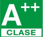 Clase Energética A++