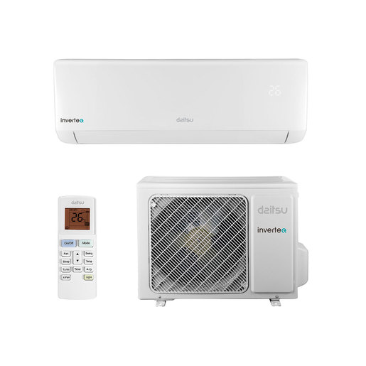 Aire acondicionado 1x1 Daitsu ASD9KI-DB split pared Inverter con Wi-Fi incluido